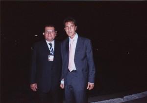 Io e Presidente Egitto
